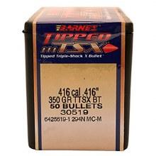 .416 Caliber  350 Grain TTSX Barnes #3059