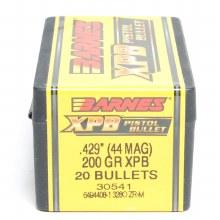 .429 Caliber  200 Grain XPB Barnes #3054