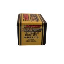 .451 Caliber  200 Grain XPB Barnes #30556