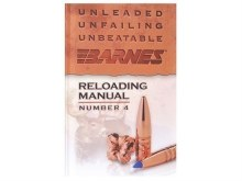 Barnes Reloading Manual #4