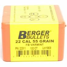Berger #22311 22c 55gr FBV