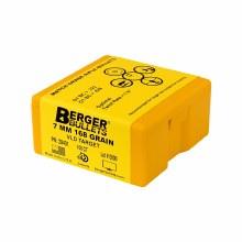 Berger Bullets 7mm 168gr VLD