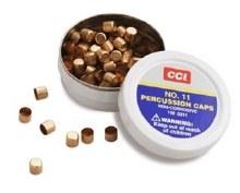 #11 Magnum Percussion Caps - CCI Primer