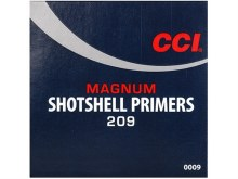 #209  Shotgun Magnum  CCI Primers
