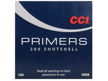 #209 Shotgun CCI Primers