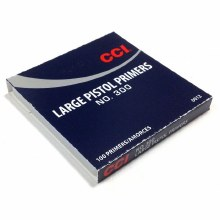 #300 Large Pistol CCI Primers