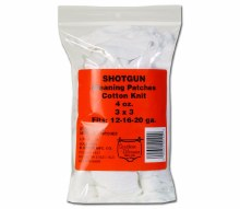 Dry Shtg Patch 40/49cal .015