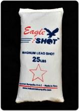 #6 Lead Shot - Eagle Brand 25 Lb Bag