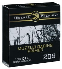 Fed Muzzleloading Primer  209