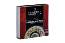 #155M Large Pistol Magnum Match - Federal Primer