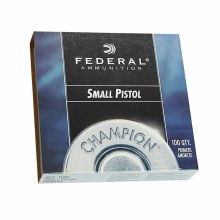 Federal Primers #100 Small Pistol 100ct