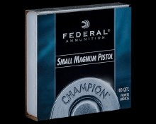 #200 Small Pistol Magnum - Federal Primer