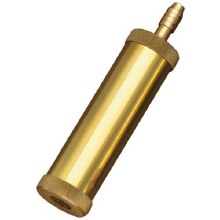Flash guard brass - french