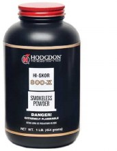 800-X  1lb - Hodgdon Powder