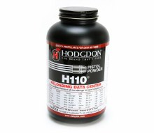 H110 1lb - Hodgdon Powder
