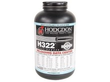 H322 1lb - Hodgdon Powder