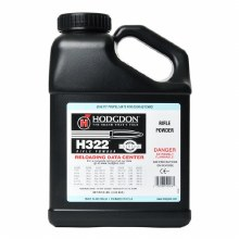 H322 8lbs - Hodgdon Powder