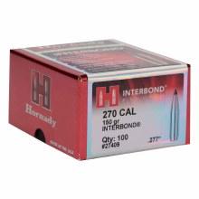 .270 Caliber 150gr IB Hornady #27409 100/bx