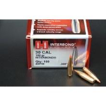 .30  Caliber 180gr IB Hornady #30709 100/bx