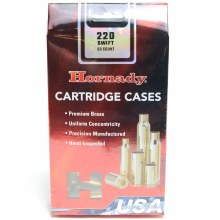 .220 Swift - Hornady Cases