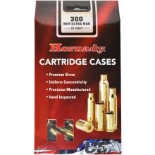 .300 Rem. Ultra Magnum Hornady Cases 20/bx