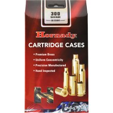.300 Savage Hornady Cases 50/bx