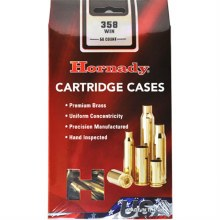 .358 Winchester Hornady Cases 50/bx