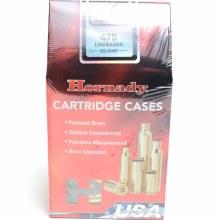 .475 Linebaugh Hornady Cases 100/bx