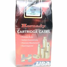 .500 S&W - Hornady Cases