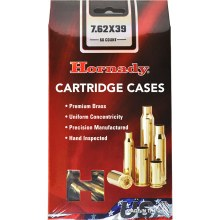 7.62x39 - Hornady Cases