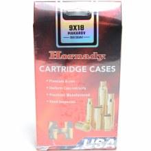 9x18 Makarov Hornady Cases 200/bx