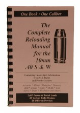 Load Book 10mm - .40 S&W
