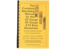 Load Book 20 Ga. 28 Ga. & .410