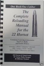 Load Book .22 Hornet