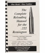 Load Book .222 Remington