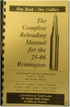 Load Book .25-06 Remington