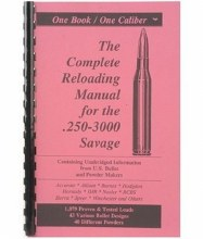 Load Book .250-3000 Savage