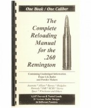 Load Book .260 Remington