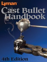 Lyman Cast Bullet Hb. 4th. Ed