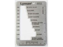 E-Zee Case Gauge - Lyman
