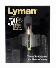 Lyman Reloading Handbook 50th.