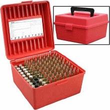 Med. & Lg.  Ammo Case - MTM