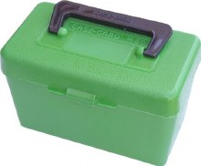 Small Rifle Ammo Case - MTM 50rd