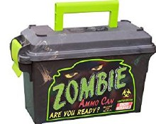 .30 Caliber - MTM Tall Zombie Ammo Can