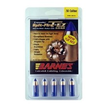 .50 Caliber 250gr Black Powder T-ez Barnes #30587