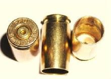 Privi Brass 9mm Luger 50ct.