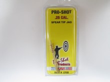 .25 Caliber Pro-Shot Spear Tip Jag