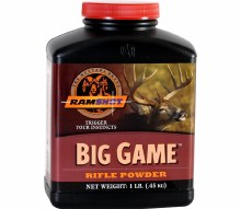 Big Game 1 lb. - Ramshot Powder