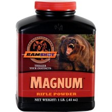 Magazinenum 1lb. - Ramshot Powder