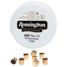 Remington #11 Percussion Caps